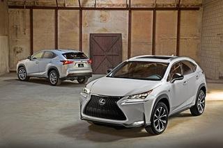 Neues Mittelklasse-SUV Lexus NX - Japanischer Teufel