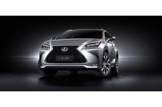 Lexus NX - Neues Japan-SUV zeigt Kante