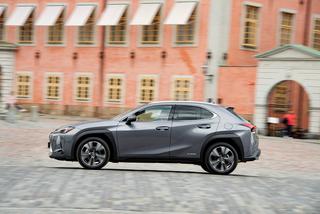 Lexus UX: Marktstart im März - Einstiegs-Modell zum Premium-Preis