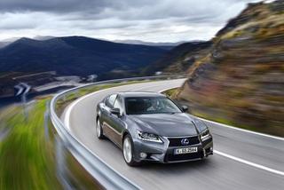 Lexus GS 300h - Kleiner Hybrid für rund 45.000 Euro