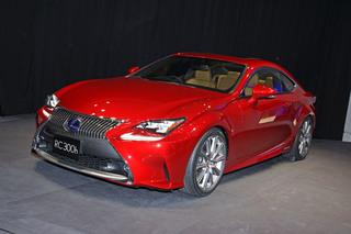 Lexus-Coupe RC - Prima fürs Prestige