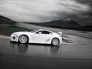Jetzt aber schnell: Bestellschluss für den Lexus LFA