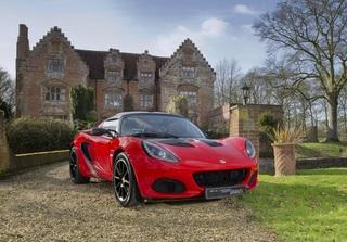 Lotus Elise Sprint - Magerkur für Hungerhaken