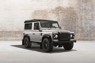 Land Rover Defender - ESP für Gelände-Klassiker