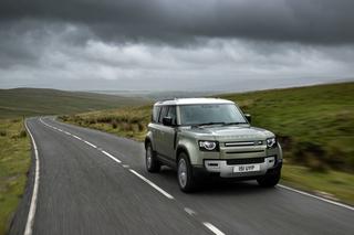 Jaguar Land Rover  - Wasserstoff für's Gelände