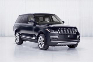 Range Rover Astronaut Edition - Nur für Sternenflieger
