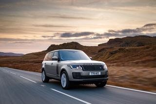 Range Rover mit Mildhybrid - Zusatzkraft dank 48-Volt-Starter
