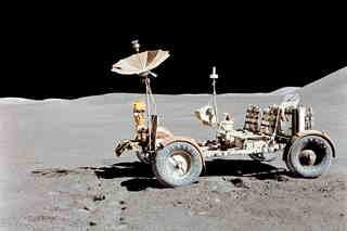 50 Jahre Lunar Roving Vehicle - Ein Stromer für eine sehr spezielle...