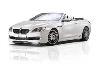 Lumma CLR 600 GT - Leistungsspritze für das BMW 6er Cabrio