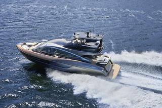 Lexus LY650  - Luxusyacht für vier Millionen Euro