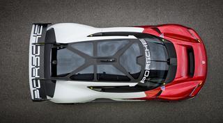 Porsche Mission R - In geheimer Mission
