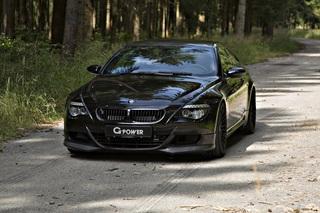 Getunter BMW M6 - In unter zehn Sekunden auf 200