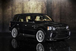 Range Rover Sport Mansory - Mit viel Karbon durch den Schlamm