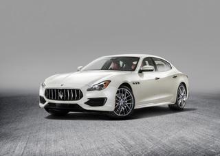 Facelift Maserati Quattroporte - Feinschliff für mehr Speed