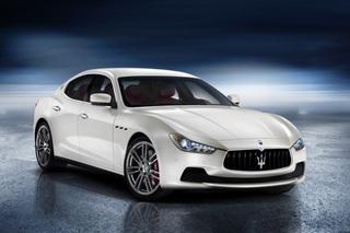 Maserati Ghibli - Kleine Zugabe