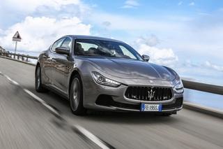 Fahrbericht: Maserati Ghibli  - Jetzt mit kleinen Helfern