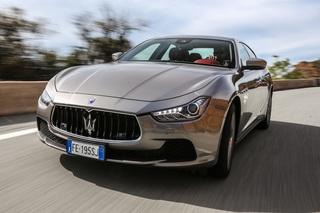 Fahrbericht: Maserati Ghibli  - Neue Technik, alte Tugenden (Kurzfa...