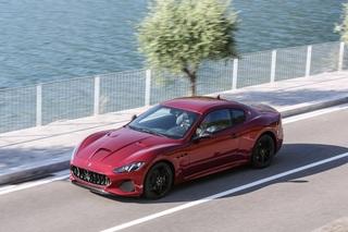 Fahrbericht: Maserati Gran Turismo / Gran Cabrio - Gleiter mit Klang