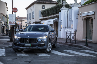 Maserati Levante GT Hybrid - Mit 48-Volt-System und Vierzylinder