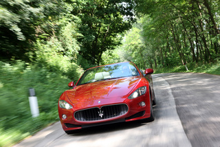 Maserati GranCabrio Sport - Mit exotischem Flair (Kurzbericht)