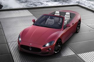 Maserati Gran Cabrio Sport - Der feine Unterschied (Vorabbericht)
