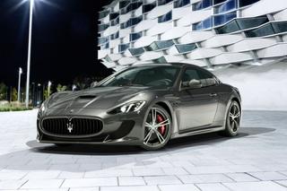 Maserati Gran Turismo MC Stradale Viersitzer - Als Quartett auf die...