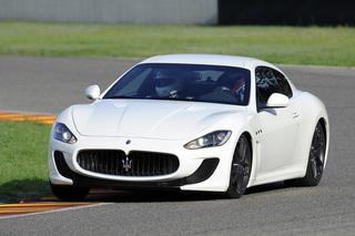 Maserati GranTurismo MC Stradale - Der obere Abschluss (Kurzfassung)