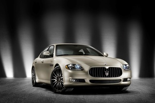 Maserati Quattroporte - Länger geht immer