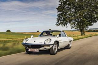 Oldtimer-Fahrbericht: Mazda Cosmo Sport 110 S und Luce - Das doppel...