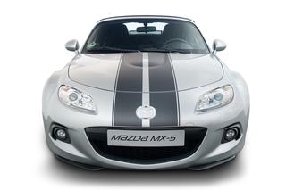 Mazda MX-5 - Streifen machen schnell