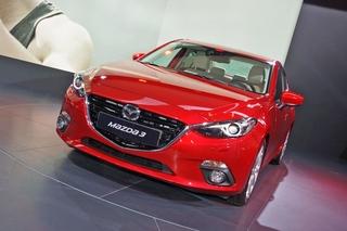 Mazda3 D 105 - Kleiner Sparer (Kurzfassung)
