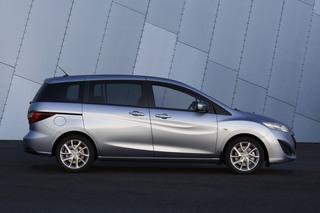 Mazda5 - Schicker und günstiger (Vorabbericht)