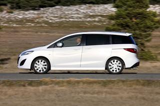 Mazda5 1.6 MZ-CD - Der Spar-Van