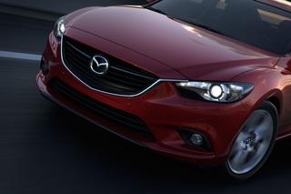 Neuer Mazda6 - Premiere in Moskau