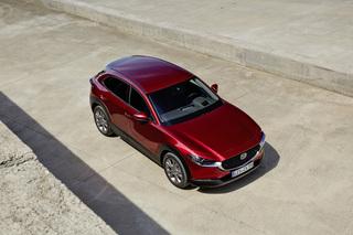 Euro-NCAP-Crashtest - Fast perfekter Schutz im Mazda CX-30