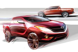 Mazda BT 50 - Premiere in Australien