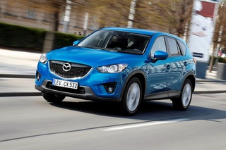 mazda cx 5 tests erfahrungen. Black Bedroom Furniture Sets. Home Design Ideas