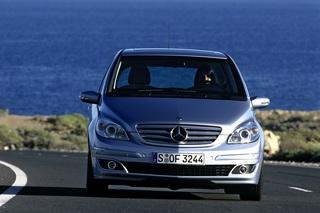 Gebrauchtwagen-Check: Mercedes B-Klasse (T 245)   - Grundsolider Se...