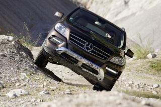 Mercedes-Benz M-Klasse - Knausriger Klettermaxe (Kurzfassung)