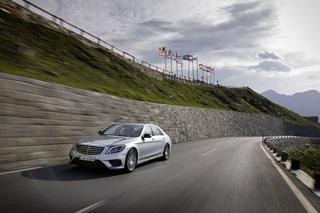 Mercedes S 63 AMG - Auf Wunsch mit Gebrüll (Kurzfassung)
