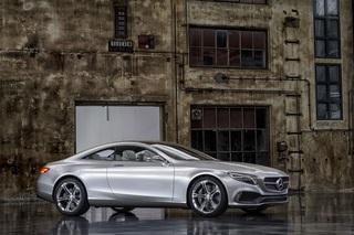 Mercedes-Benz S-Klasse Coupé - Die Stern-Spitze