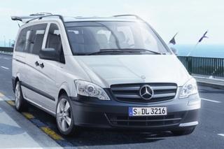 Mercedes Vito - Neue Varianten für Gewerbekunden