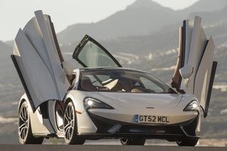 McLaren 570 GT - Ein Rennwagen zum Verreisen (Kurzfassung)