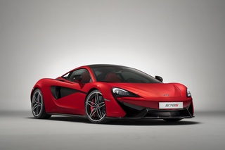 McLaren 570 S Design Edition - Bunte Boliden