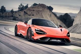 McLaren 765LT - Der Namen sagt alles