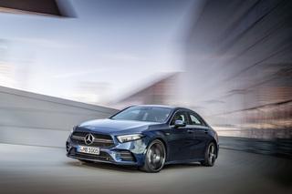 Mercedes-AMG A 35 4Matic Limousine - Die Kraft der Stufe