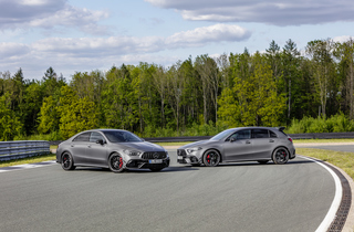 Mercedes-AMG A 45 – die Preise - Starkes Sextett