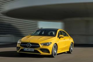 Mercedes-AMG CLA 35 4Matic - Der Nächste bitte