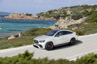 Mercedes AMG GLE, GLE Coupé und GLS 63  - Die Preise