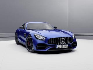 Mercedes-AMG GT Modelljahr 2021  - Mehr Power für die Basis